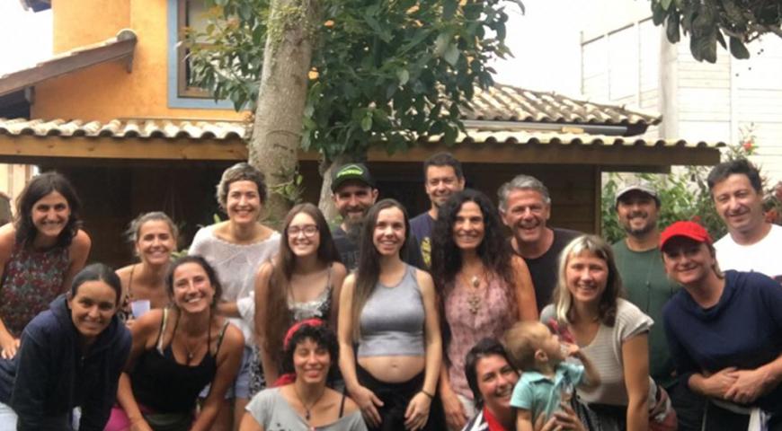 COMUNIDADE: LIGADOS POR LAÇOS DE SIMPATIA